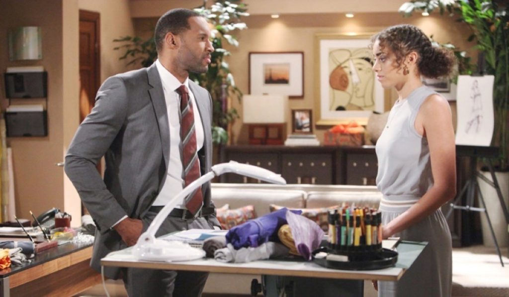 The Bold and The Beautiful Spoilers: Is Carter Waiting In The ...