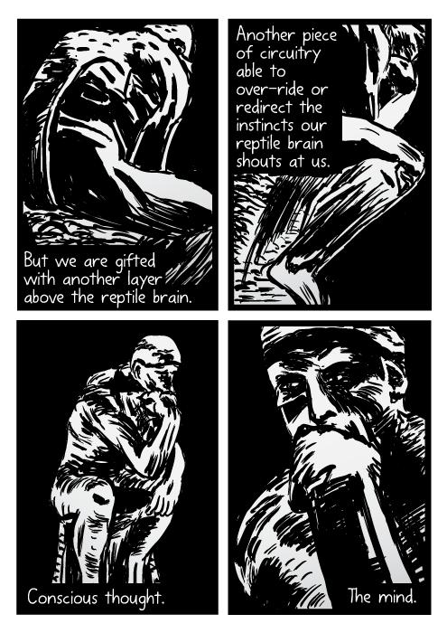 Supernormal stimuli comic - part 17