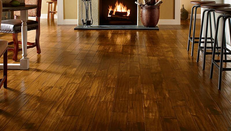 winter friendly flooring