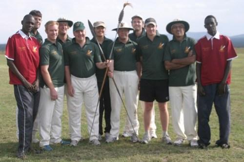 The Victorious Dik-Diks Team