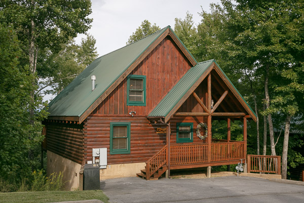 Picture Of Cozy Bear Cabin Cabin