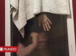 La insólita historia de una mujer que quedó atrapada en una ventana durante una cita