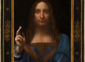 Se vende la última pintura privada de Leonardo da Vinci