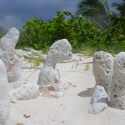 Some fun rock statues