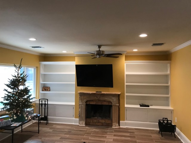 Metairie, LA - Electrical renovation ,remodel and AC replacement in Metairie