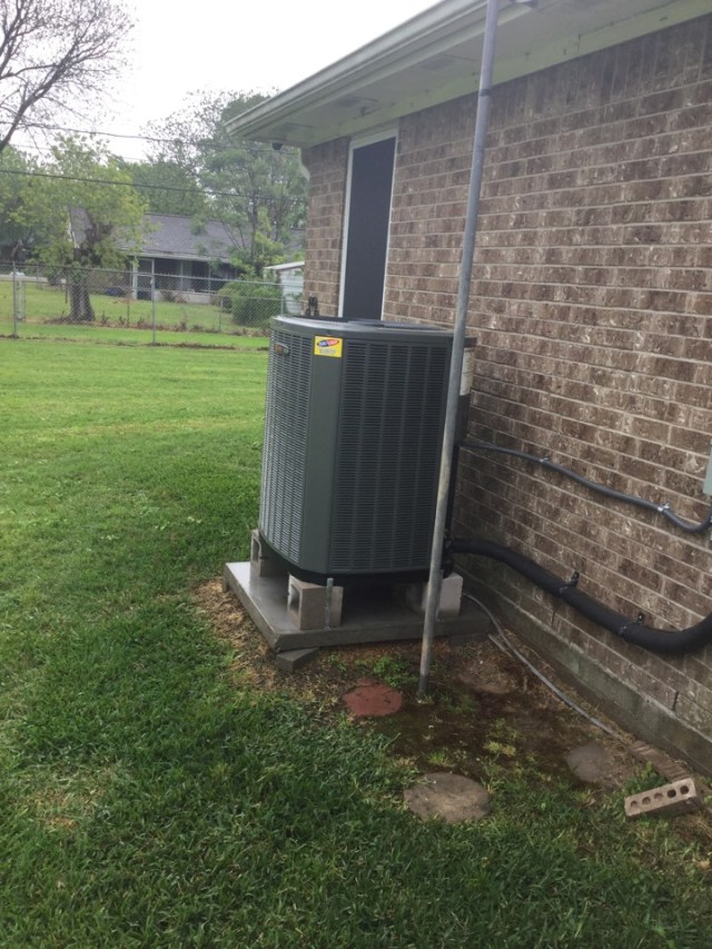 La Porte, TX - Ac Tune up on Trane unit in La Porte Tx