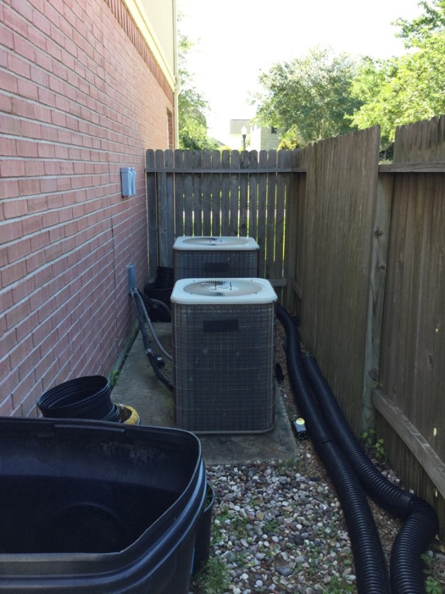 Sugar Land, TX - Performed Centerpointe tune up on two older Lennox systems
