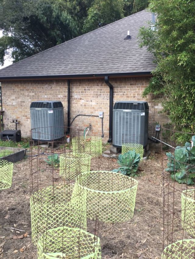 Alvin, TX - Completed routine maintenance on two full Trane system installed by Doctor Cool and Professor Heat in Alvin.