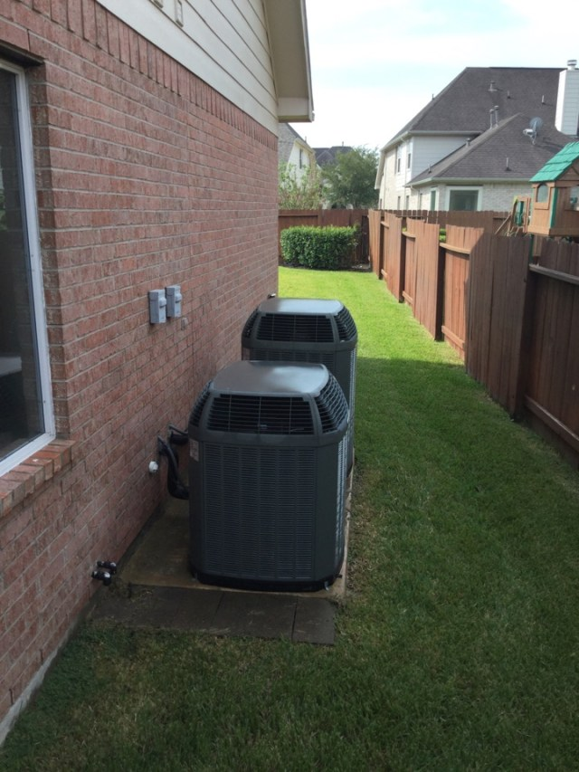 Pearland, TX - Trane system tune up
