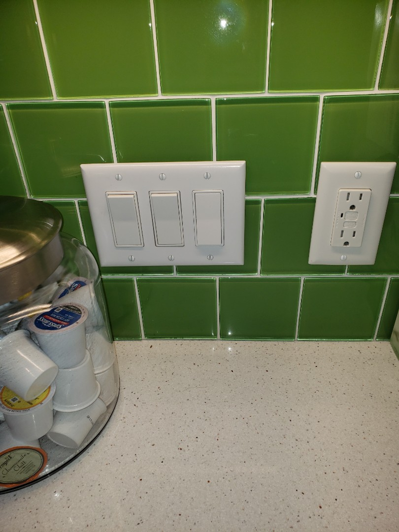 Raleigh, NC - Replacing switches