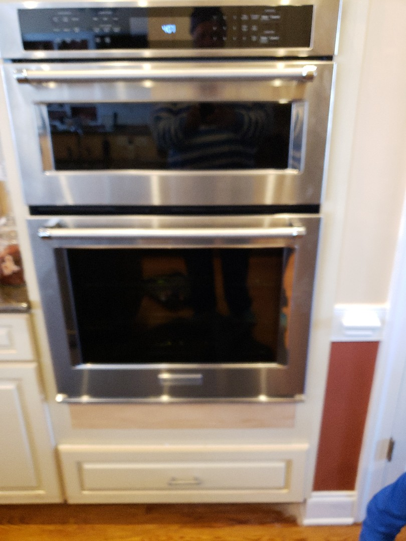 Cary, NC - Add new circuit for oven
