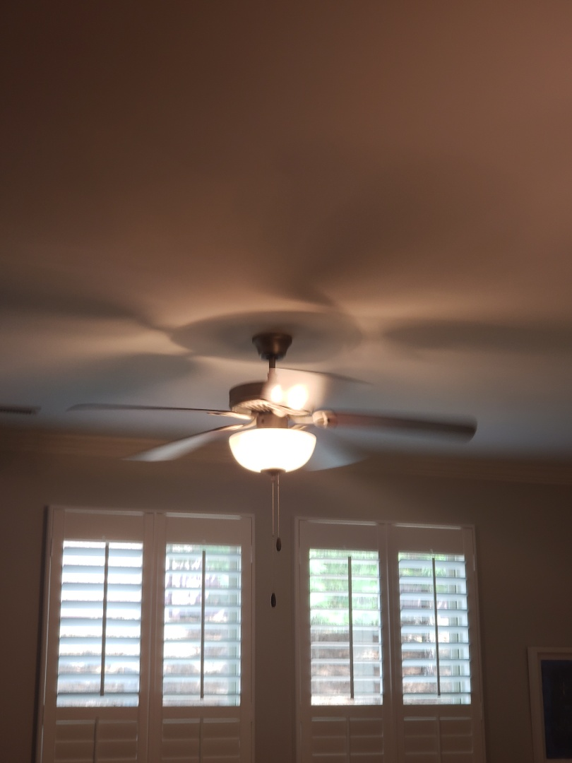 Wake Forest, NC - Fixing fans and stove bulbs