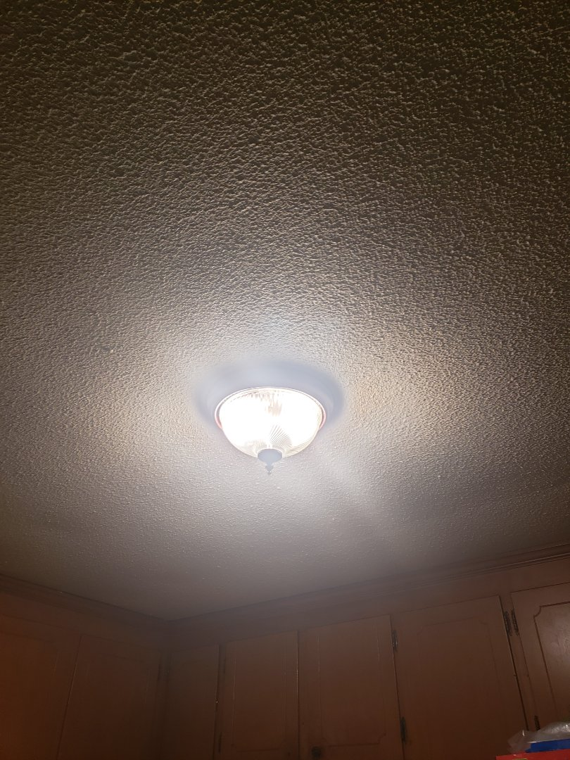 Durham, NC - Install customer supplied light fixture