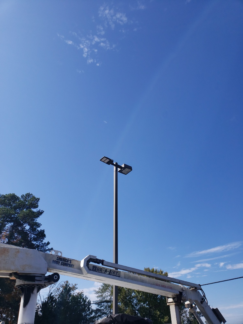 Raleigh, NC - Install new led parking lights