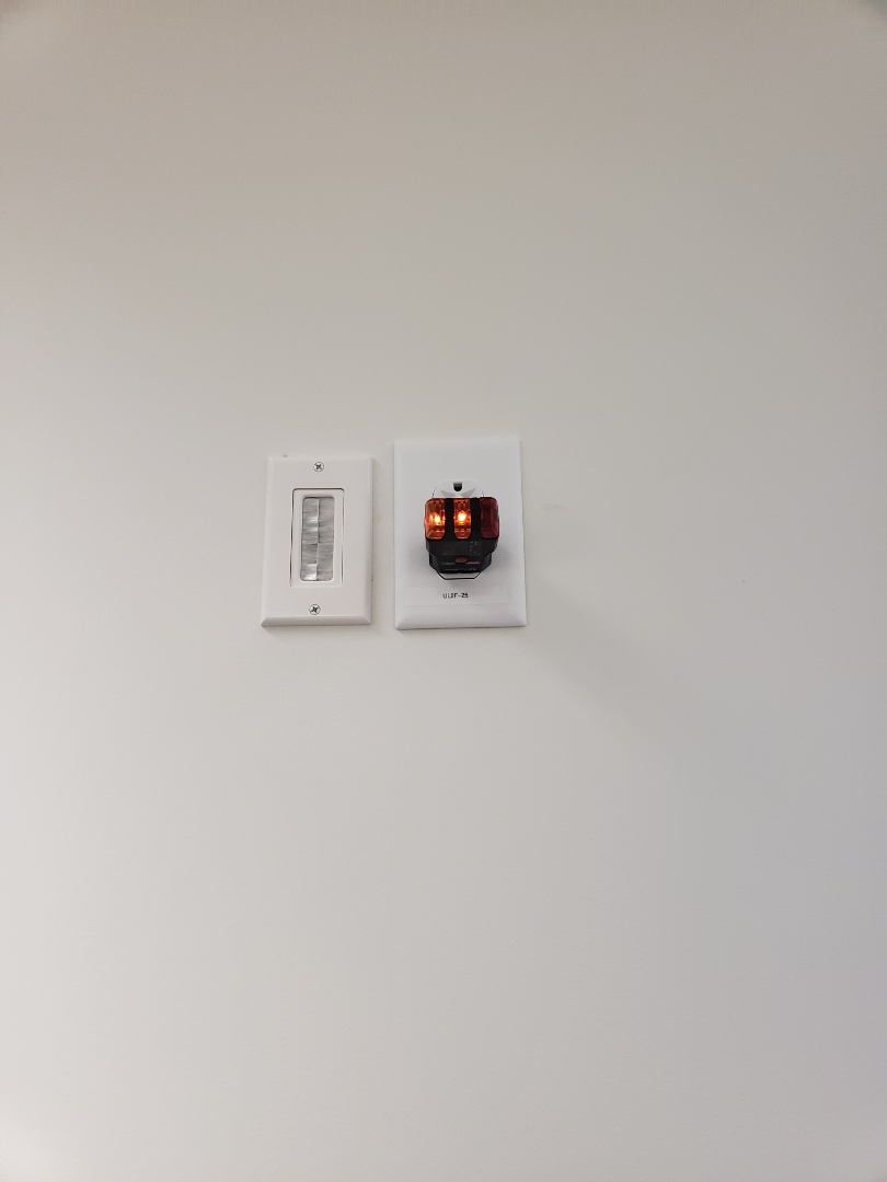 Raleigh, NC - Install outlet and hdmi drop for future wall mounted tv