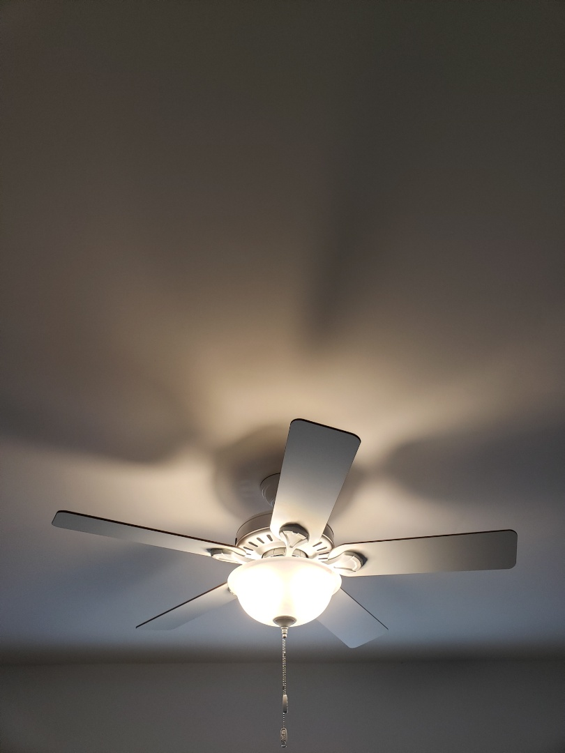 Raleigh, NC - Install customer supplied ceiling fan