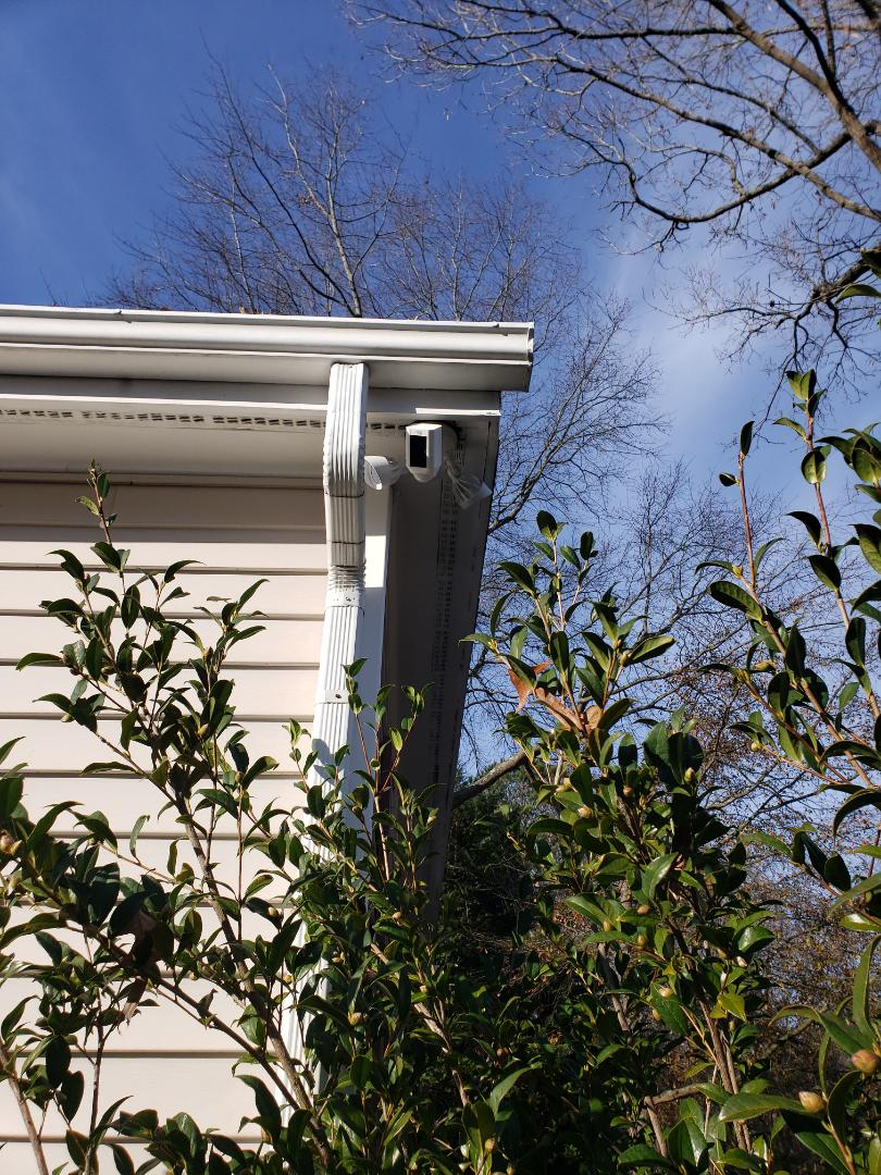 Raleigh, NC - Install customer supplied ring flood light and doorbell