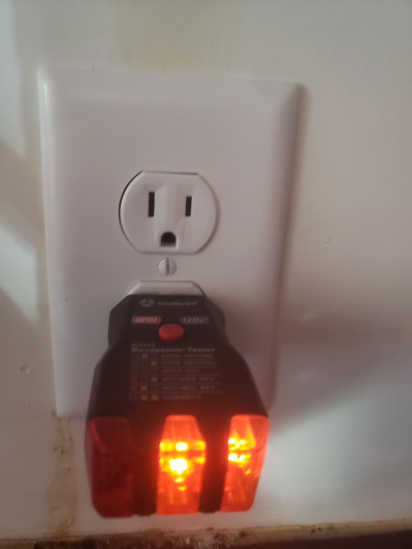 Garner, NC - Troubleshoot faulty kitchen outlets