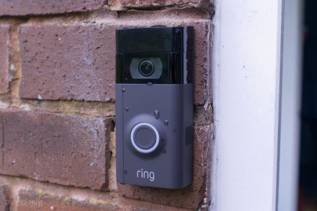 Apex, NC - Installing a Ring video doorbell for a customer.