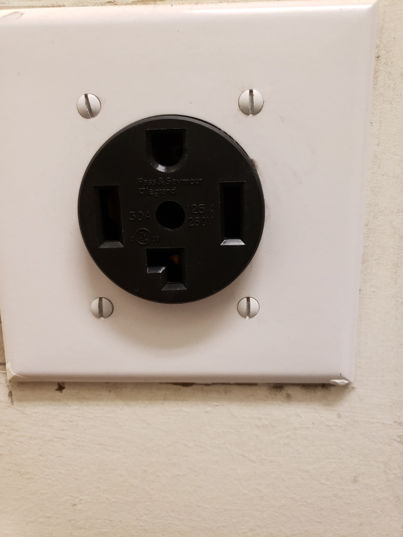 Raleigh, NC - Replace 4 prong dryer outlet