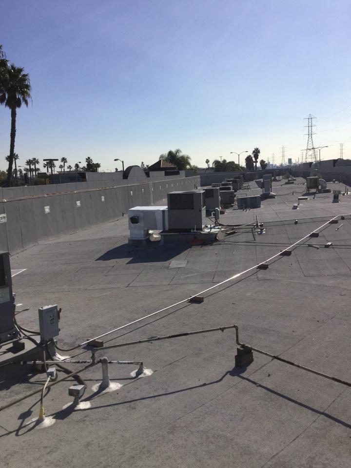 Carson, CA - Commercial Maintenance Estimate