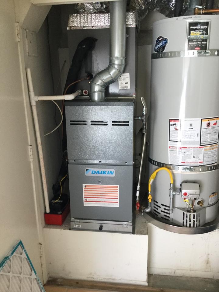 Newport Beach, CA - Testing Ac/heating system