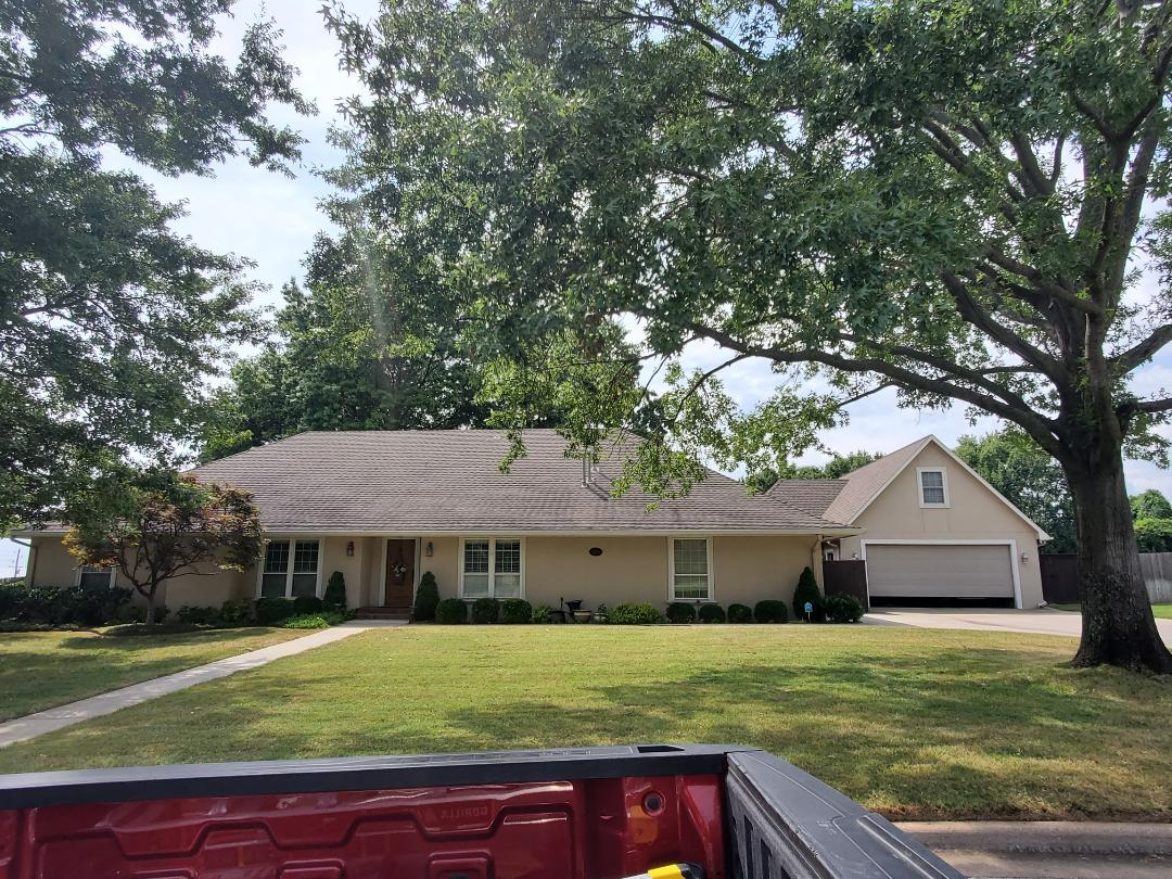 Tulsa, OK - Roof inspection, estimate for replacement.
