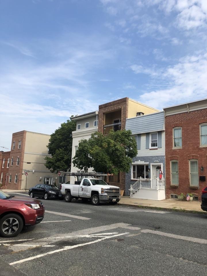 Baltimore, MD - Roof top repair