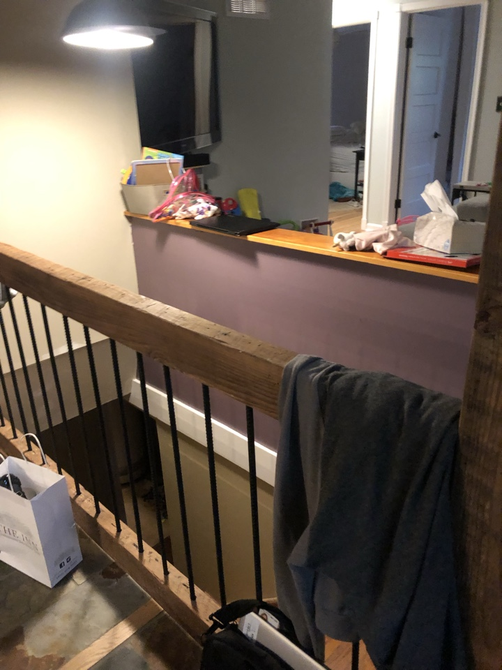 Arnold, MD - Stair relocation
