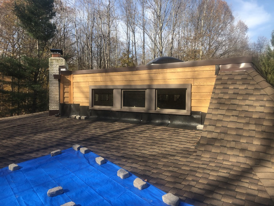 Davidsonville, MD - New windows on pool house