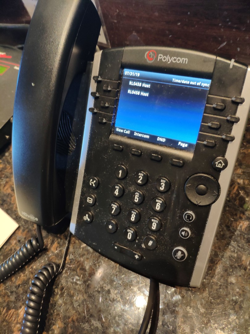 Mary Esther, FL - Fixing down VoIP phone