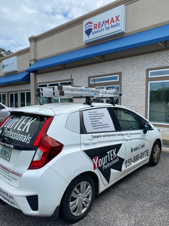 Gulf Breeze, FL - Helping America's Top Reality with some printer issues