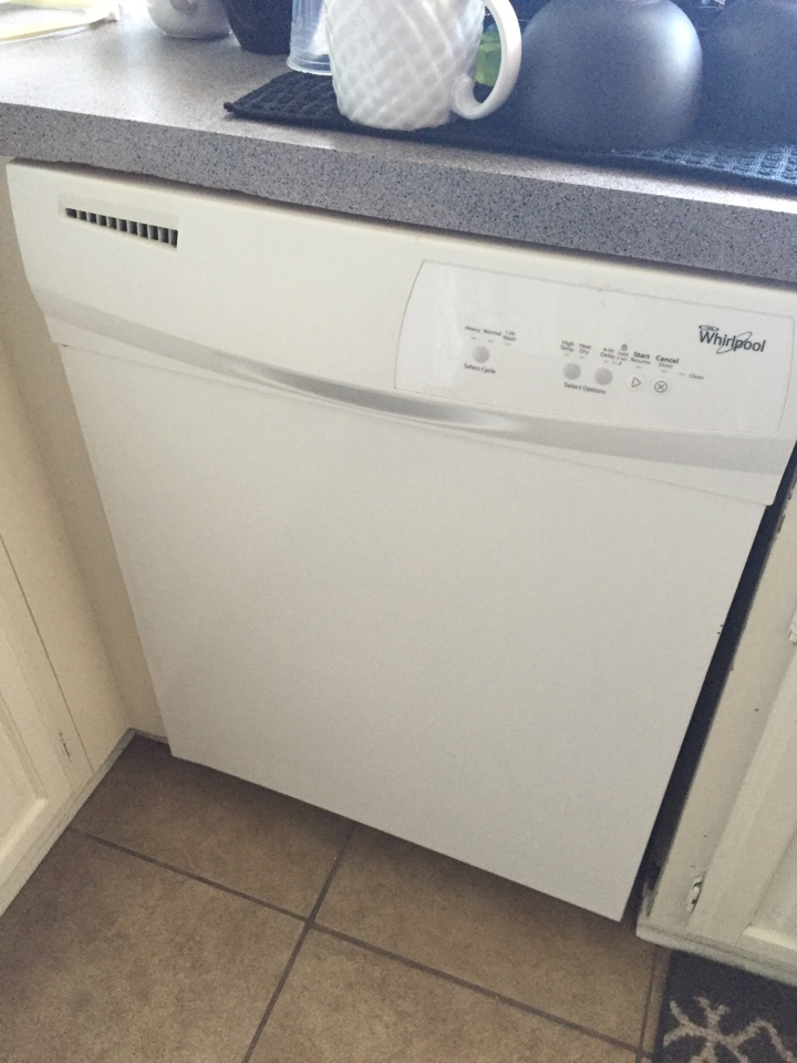 Mesquite, TX - Got the dishwasher up and running along with the tub shower! Mesquite Plumbers!