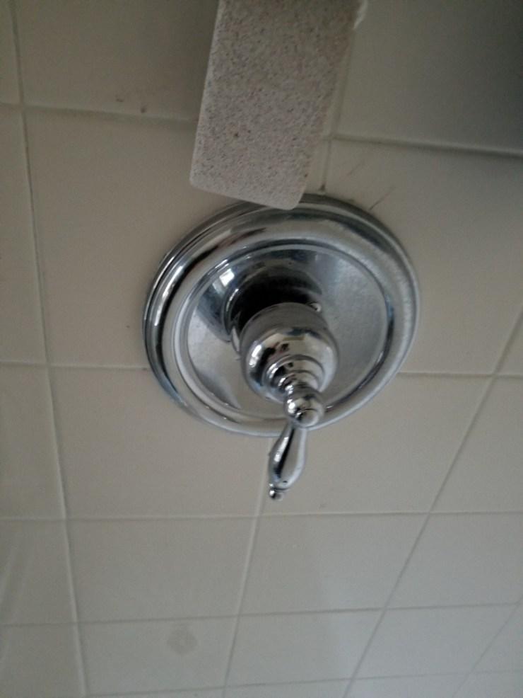 McKinney, TX - Shower in master bathroom is not getting hot water Need repair. Install new moen posi-temp cartridge. McKinney plumbers