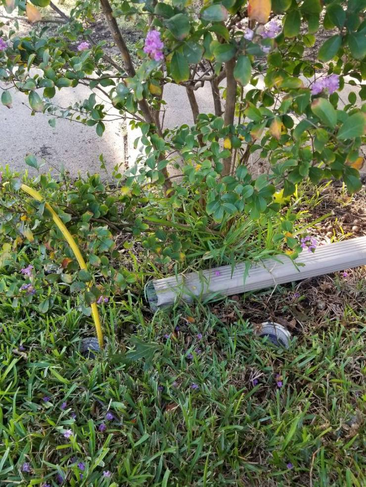 Mesquite, TX - Home owner once sewer inspected. need repair. Perform sewer test on sewer in double clean in front yard. Mesquite plumbers