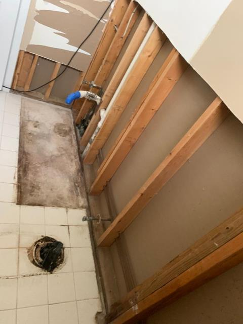 West Palm Beach, FL - Mold Removal and encapsulation