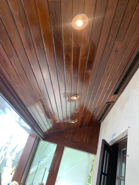 Miami, FL - This week we help to bring back a guest house to leaving condition after mold growth damage.