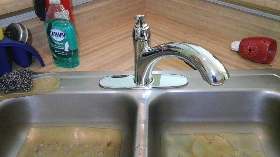 Midlothian, TX - Faucet repair