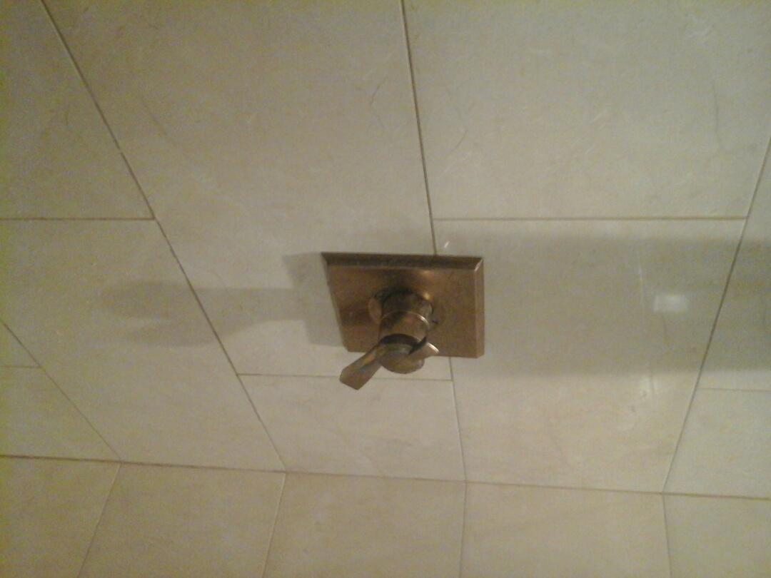 Richardson, TX - Shower leak