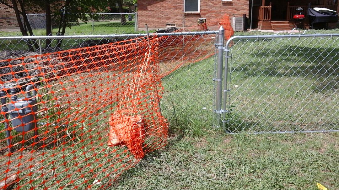 Red Oak, TX - Sewer line replacement