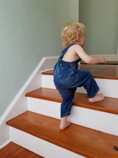 Image result for stairs climbing kid