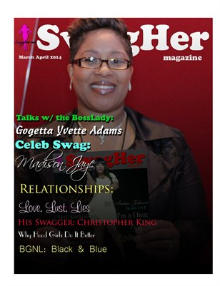 March/ April 2014 SwagHer Magazine