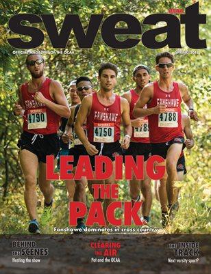 sweat Magazine Spring 2018