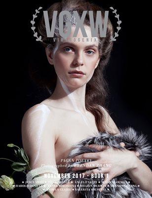 VGXW Magazine - November 2017 Book 1 (Cover 1)