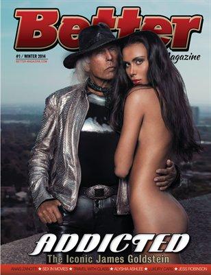Better Magazine #1 cover 1
