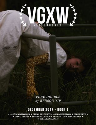 VGXW December 2017 - Book 1 (Cover 3)