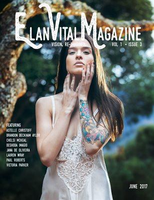 Elan Vital Magazine Issue 3