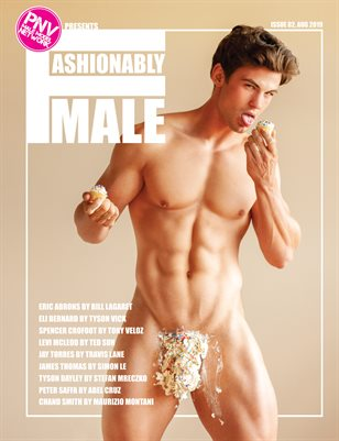 PnVFashionablymale Magazine Issue 02