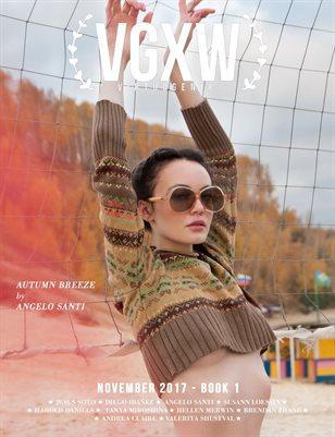 VGXW Magazine - November 2017 Book 1 (Cover 2)
