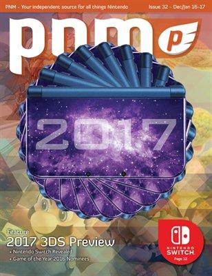 Pure Nintendo Magazine (PNM) Issue 32